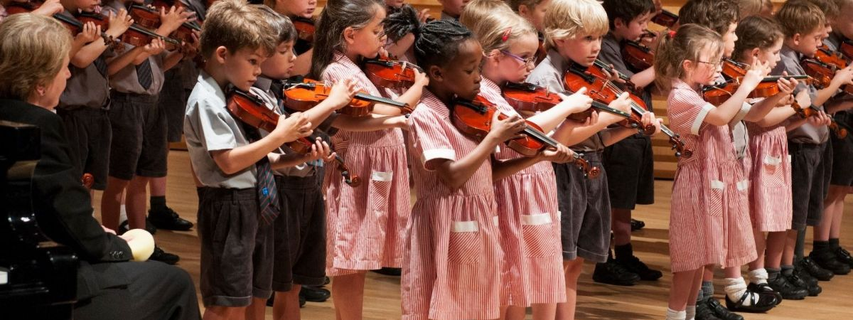 Music for All in Every School